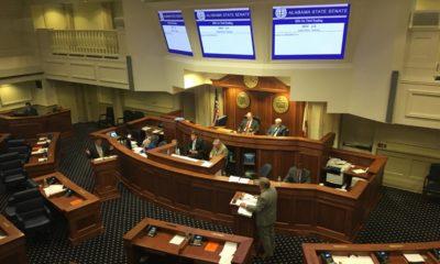 Le cannabis au Sénat de l'Alabama
