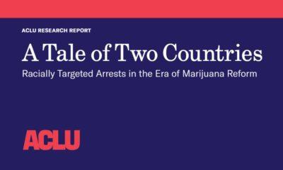 Disparité raciale des arrestations pour cannabis