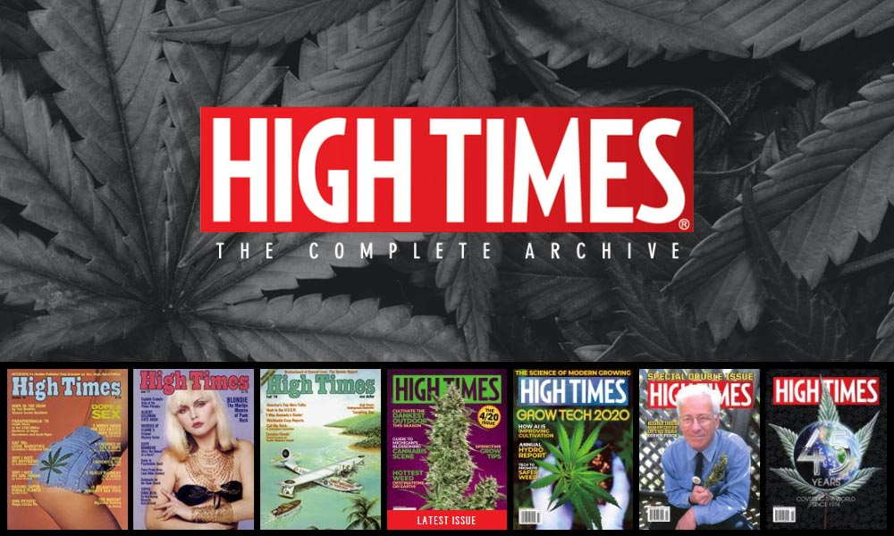 Archives de High Times