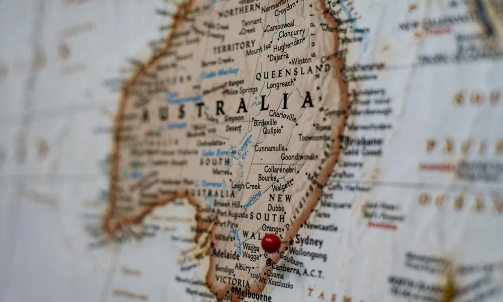 CBD en Australie