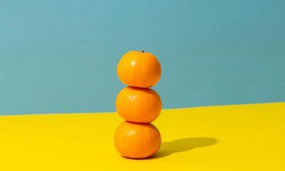 CBD issu d'oranges