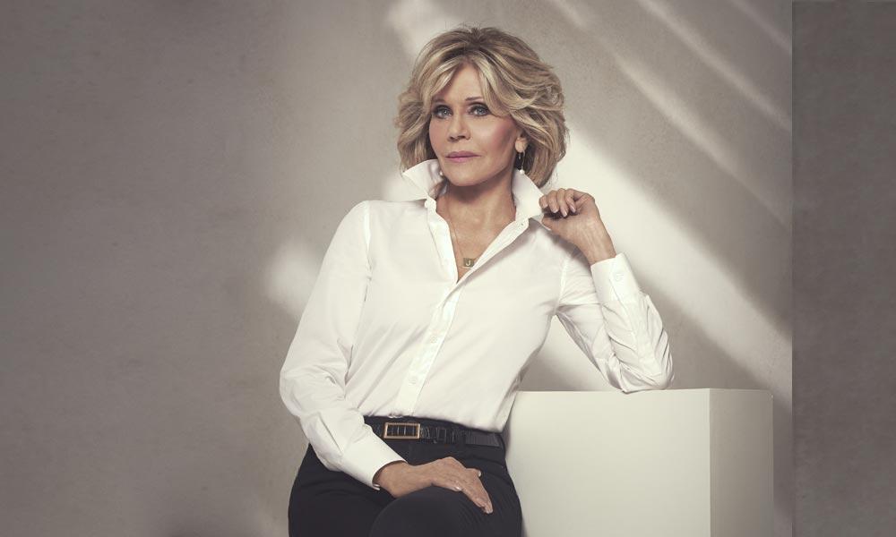 Jane Fonda et le CBD