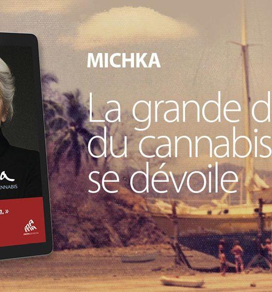 La Grande Dame du cannabis par Michka