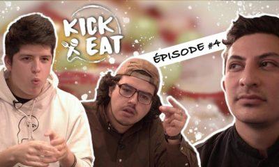Kick Eat et ceviche au THC