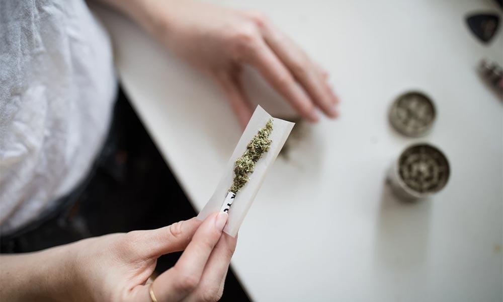 Sondage américain sur la consommation de cannabis