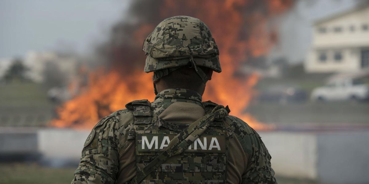 Guerre à la drogue au Mexique