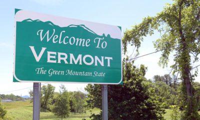 Vente de cannabis au Vermont