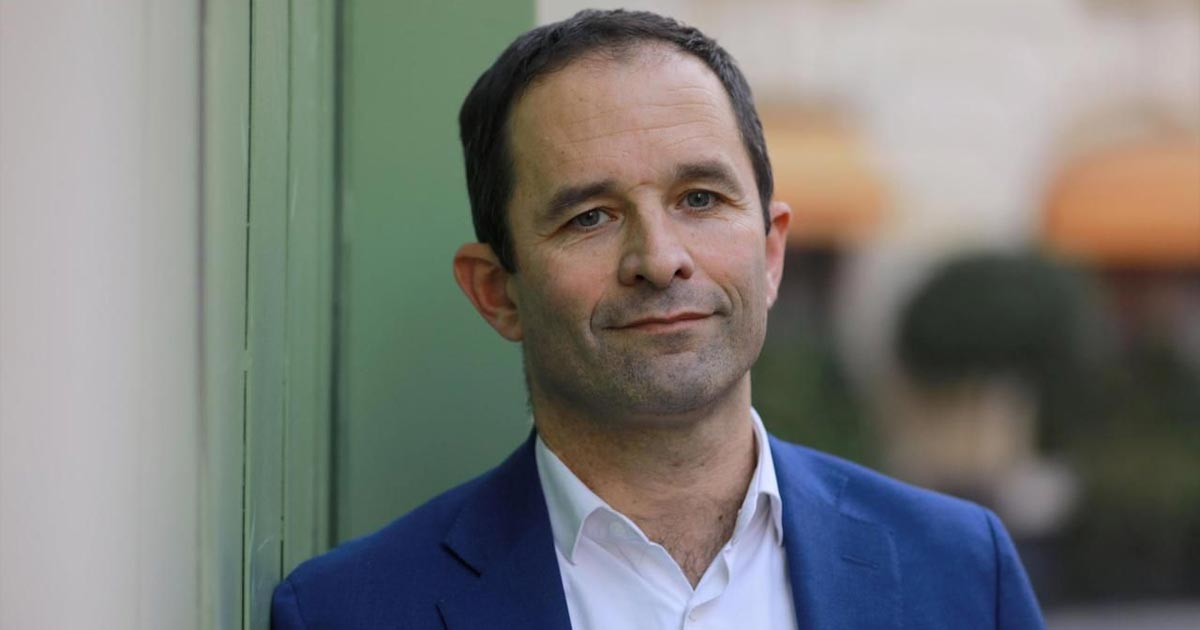 Benoit Hamon et le cannabis en France