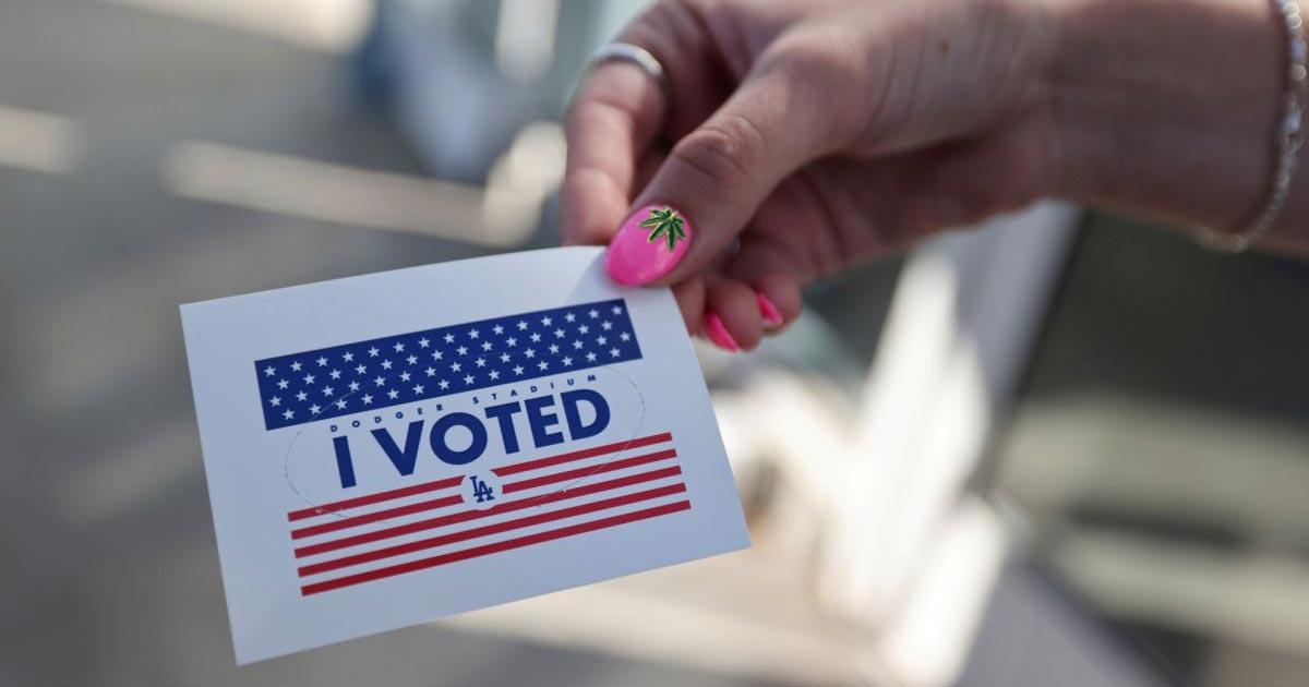 Vote sur le cannabis aux Etats-Unis