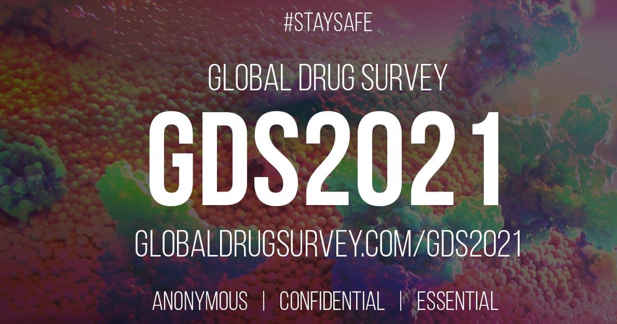 Global Drug Survey 2021