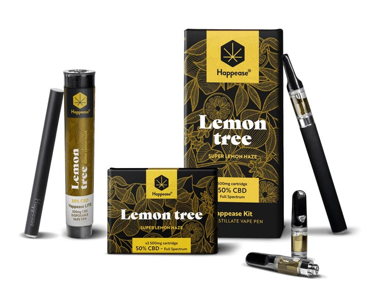 Lemon Tree CBD