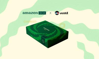 L'Amazen Box sur Ulule
