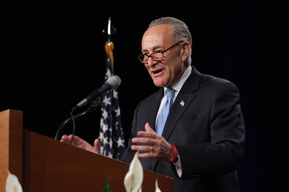 Chuck Schumer porte la légalisation du cannabis au Sénat / Gregory Hauenstein / Flickr.com