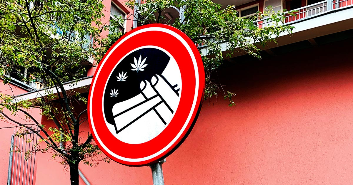 Pays en Europe où le cannabis est illégal