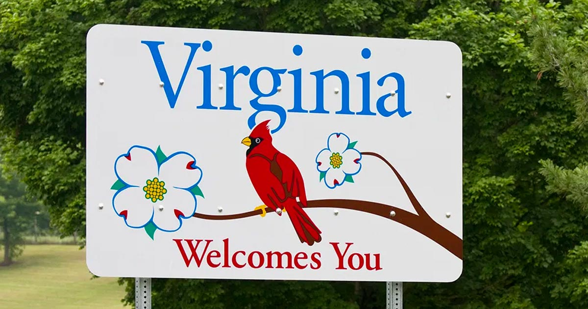 Légalisation du cannabis en Virginie