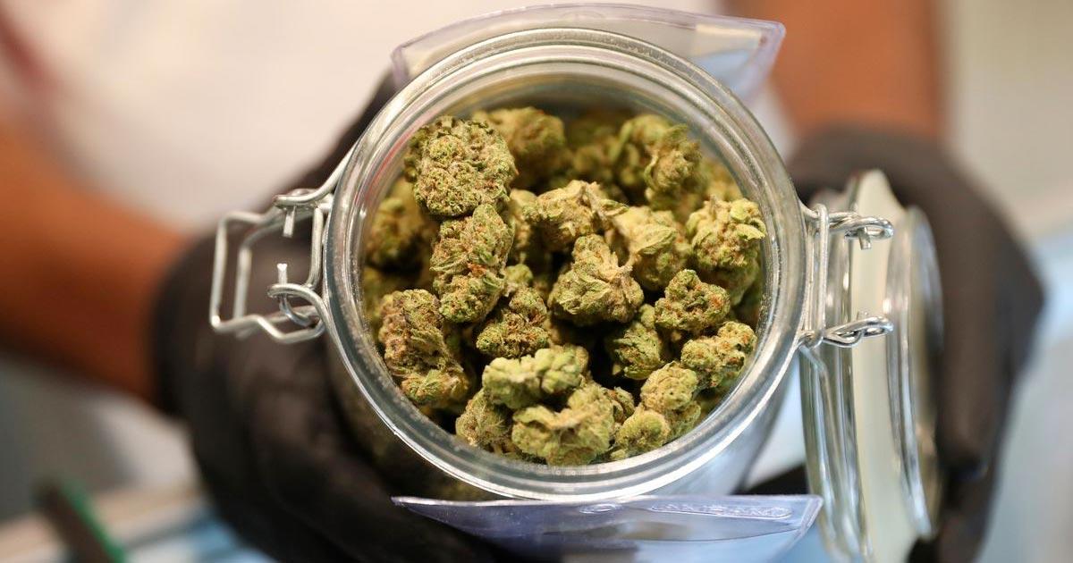 Etats américains qui peuvent légaliser le cannabis en 2021