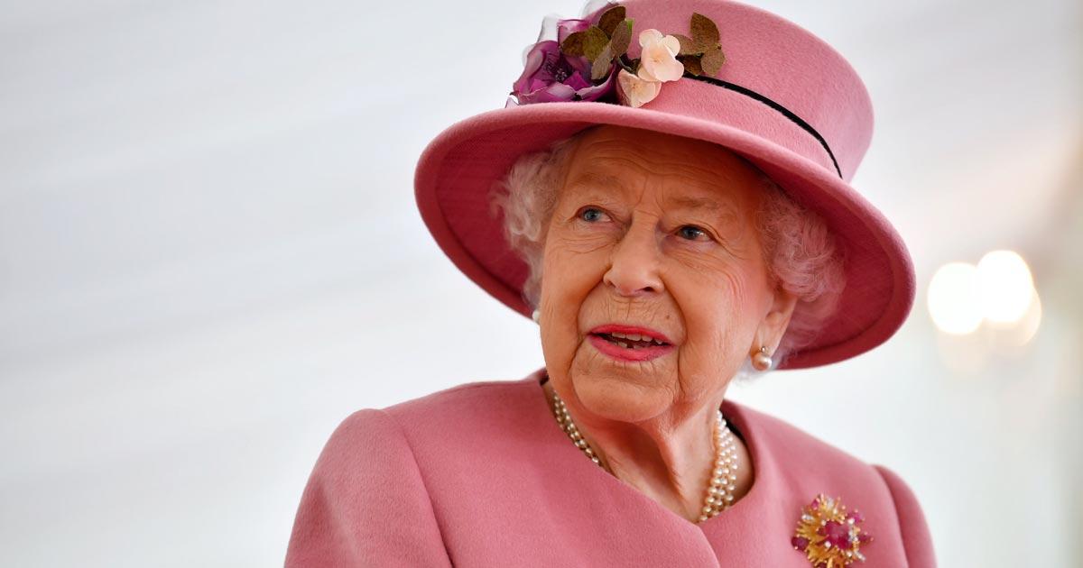 Reine Elizabeth II