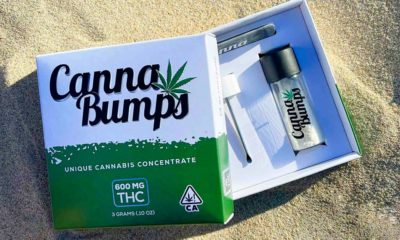 THC sniffable