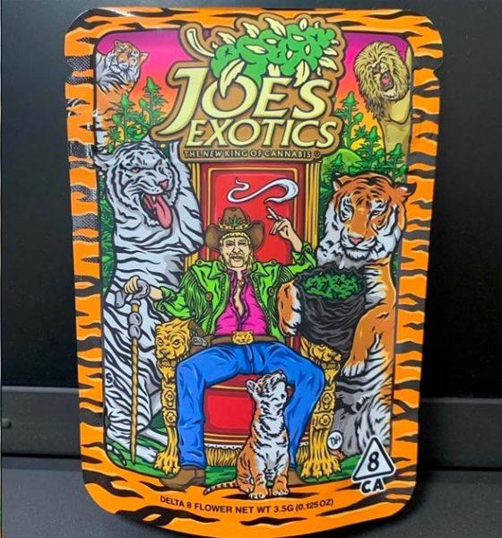 Marque cannabis Joe Exotic