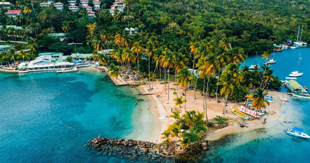 Cannabis à Sainte Lucie