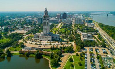 Dépénalisation du cannabis en Louisiane