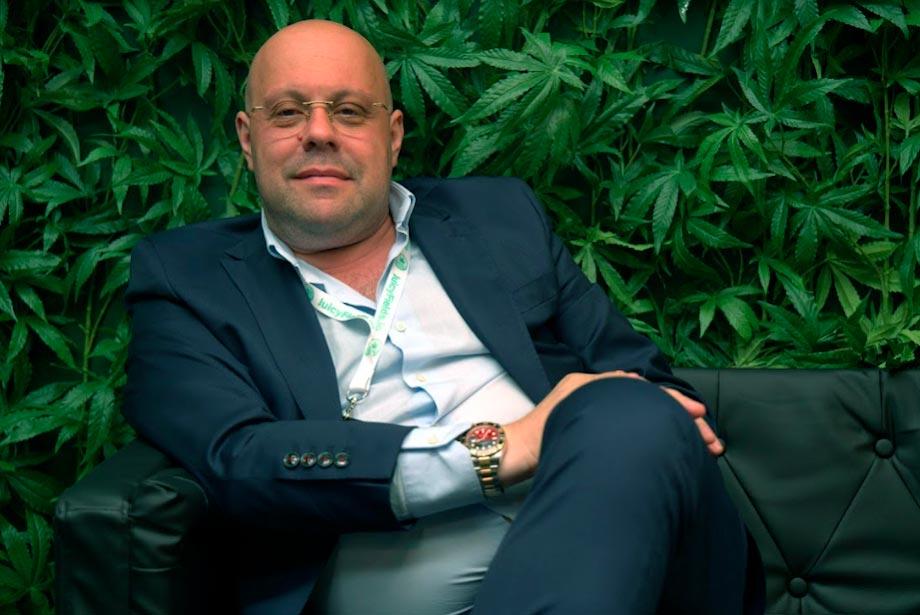 Alan Glanse, PDG de JuicyFields