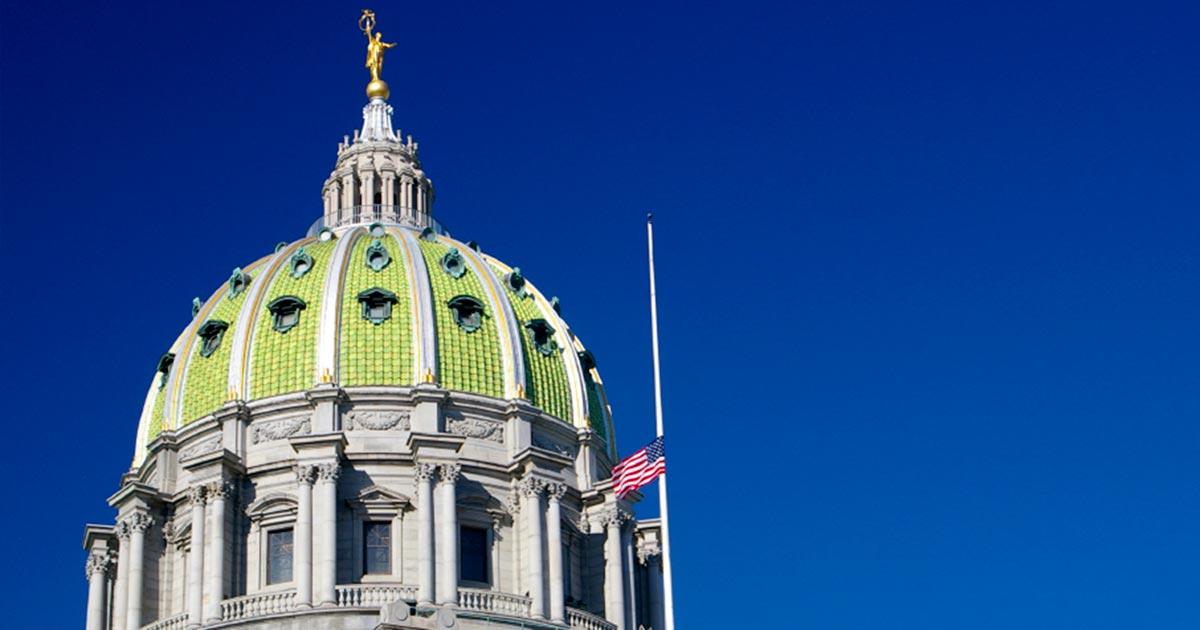 Projet de légalisation du cannabis en Pennsylvanie