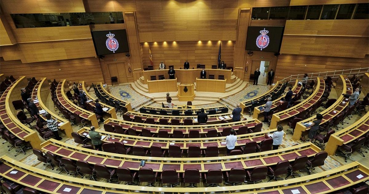 Sénat espagnol et Cannabis Clubs
