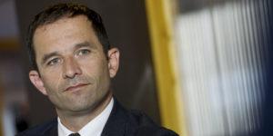 Benoît Hamon en faveur d'une légalisation du cannabis en France