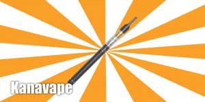 Kanavape, la e-cigarette au CBD