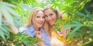 Les 5 femmes les plus puissantes du cannabis