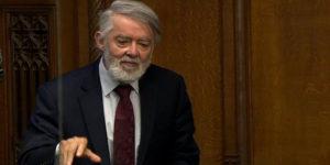 Un député britannique appelle à consommer du cannabis au Parlement
