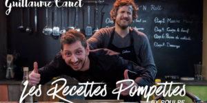 Guillaume Canet et Mr Poulpe fument un joint dans les