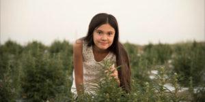 Alexis Bortell, 12 ans et épileptique, poursuit l'Etat américain en justice pour défendre son droit au cannabis médical
