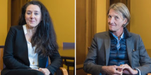 Emmanuelle Auriol vs. Nicolas Prisse : rationalité vs. prohibition