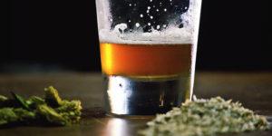 Les ventes d'alcool peu impactées par la weed en Oregon