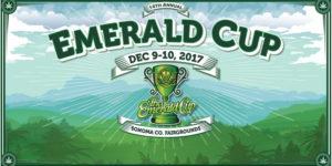 Emerald Cup 2017 : les 9 et 10 décembre à Santa Rosa (Californie)