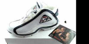 Fila ressort les sneakers préférées de Tupac