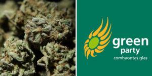 Irlande : le Green Party appelle à une légalisation du cannabis médical