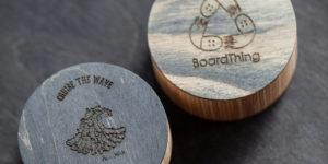 Des grinders faits en planches de skate recyclées