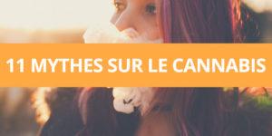 11 mythes sur le cannabis passés à la loupe
