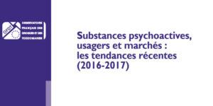 Les tendances 2016-2017 du cannabis en France selon l'OFDT