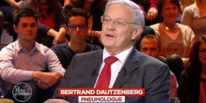 Le Pr. Dautzenberg au Petit Journal de Canal+