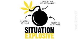 Politique publique des drogues en France : un échec. Et après ?