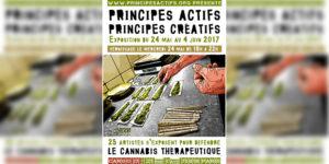 Exposition : Principes Actifs / Principes Créatifs à Paris du 24 mai au 4 juin 2017