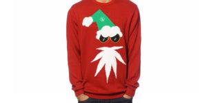 6 pulls moches de Noël pour stoners