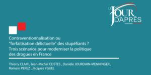 Contraventionnalisation du cannabis en France : quels scénarios possibles ?