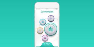 Strainprint, l'appli médicale pour optimiser sa consommation de cannabis